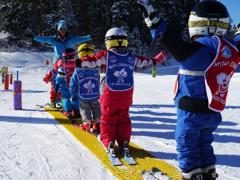 ecole ski jura